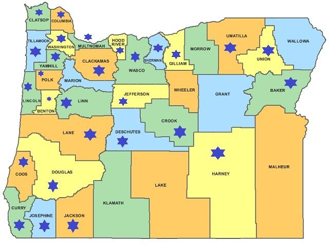 orgenweb maps